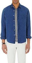 Simon Miller Men's Slub-Weave Shirt