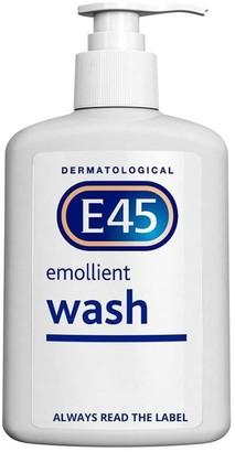 E45 Emollient Wash 250Ml