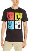 Disney Men's Pop Art Olaf T-Shirt