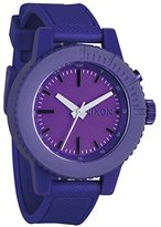 Nixon Women's A287-230 Gogo Purple/Purple Polycarbonate Watch