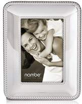 "Nambe Braid 4"" x 6"" Frame"