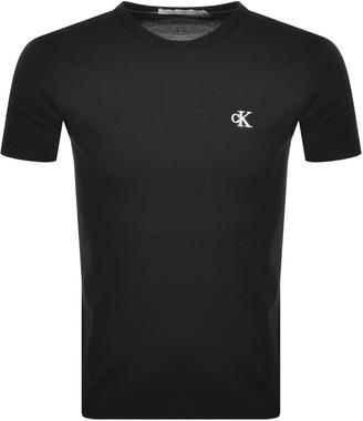 Calvin Klein Jeans Essential T Shirt Black