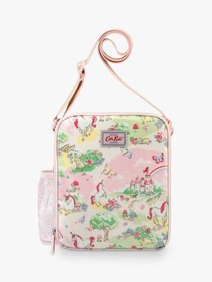Cath Kidston Cath Kids Children's Unicorn Print Lunch Bag, Pink