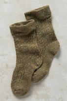 Agnew Legwear Tiny Tweed Ankle Socks