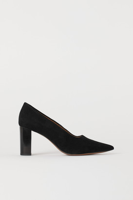 H&M Block-heeled Pumps