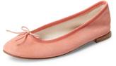 Repetto Cendrillon Suede Ballet Flat