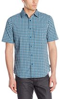 Woolrich Men's Path Point Short Sleeve Shirt
