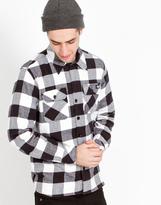 Dickies Sacramento Plaid Check Shirt Black