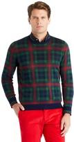 J.Mclaughlin Dashiel Tartan Sweater