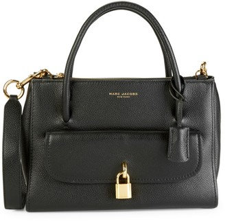 Marc Jacobs Lock That Leather Tote