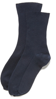 Wolford Louise Ribbed Ankle Sock