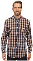 U.S. Polo Assn. Long Sleeve Classic Fit Plaid Poplin Sport Shirt