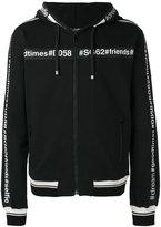 Dolce & Gabbana #goodtimes zip hoodie
