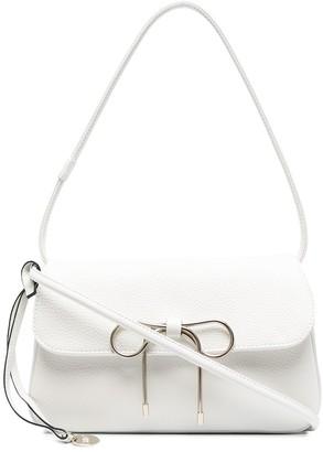 Red(V) Bow Detail Shoulder Bag