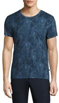 J. Lindeberg Graphic Printed Cotton Tee