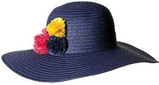 Betmar St. Tropez (Navy Multi) Caps