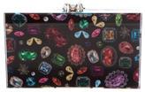 Charlotte Olympia Jewel Print Pandora Clutch