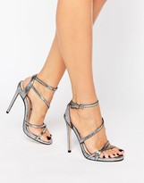 Carvela Georgia Strappy Heeled Sandals