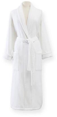 Sferra Fairfield Bath Robe - White