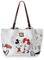 Disney Mouse Cafe Leather Tote by Dooney & Bourke