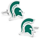 Cufflinks Inc. Cufflinks, Inc. 'Michigan State Spartans' Cuff Links