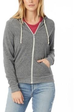 Alternative Apparel Adrian Eco-Fleece Women's Zip Hoodie