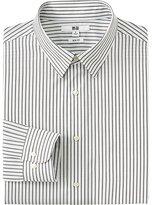 Uniqlo Men's Easy Care Oxford Slim-Fit Dress Shirt