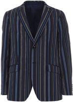 Etro Striped Jacquard Jacket