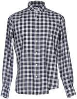 Finamore 1925 Shirts - Item 38661083