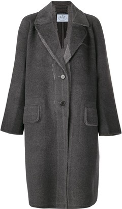 Prada Oversized Coat