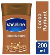 Vaseline Intensive Care Cocoa Lotion 200ml
