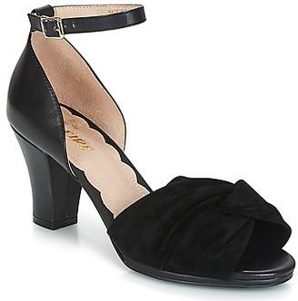 Miss L Fire Miss L'Fire EVIE women's Sandals in Black