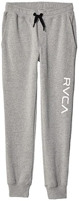 RVCA Kids Ripper Sweatpants (Little Kids/Big Kids) (Black) Boy's Casual Pants