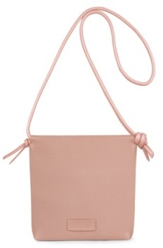Esin Akan Esin Aka Rome Small Leather Shoulder Bag