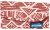 Kavu Big Spender Wallet - Women's Bedrock One Size