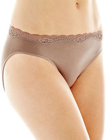 JCPenney Ambrielle Everyday Lace-Trim Seamless High-Cut Panties