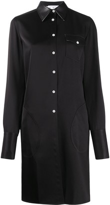 Peter Do Long Line Shirt