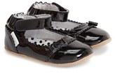 Robeez 'Catherine' Crib Shoe (Baby & Walker)