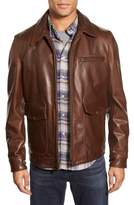 Schott NYC Men's 'Sunset' Leather Jacket