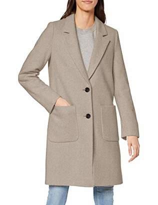 Esprit Women's 129ee1g004 Coat,Xx-Large
