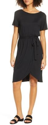 Fraiche by J Tulip Jersey Dress