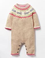 Boden Hop Along Knitted Romper