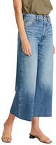 Thumbnail for your product : ÉTICA Devon Wide-Leg Cropped Jeans