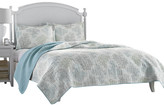 Laura Ashley Home Saltwater Coverlet Set