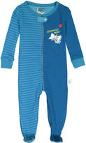 Intimo Blue Bunny Footie - Infant, Toddler & Kids