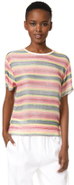 Ashish Beaded Stripe T-Shirt