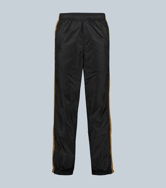 Acne Studios Phoenix striped track pants