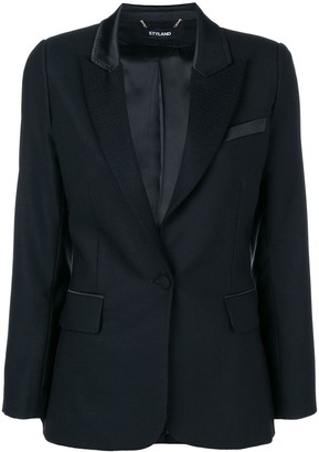 Styland Single Button Blazer
