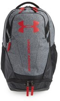 Under Armour Boy's Hustle 3.0 Backpack - Metallic