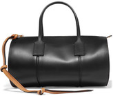 Loewe Barrel Leather Tote - Black